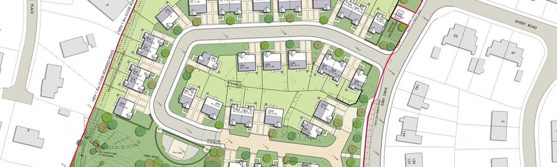 Residential Planning/Blueprint